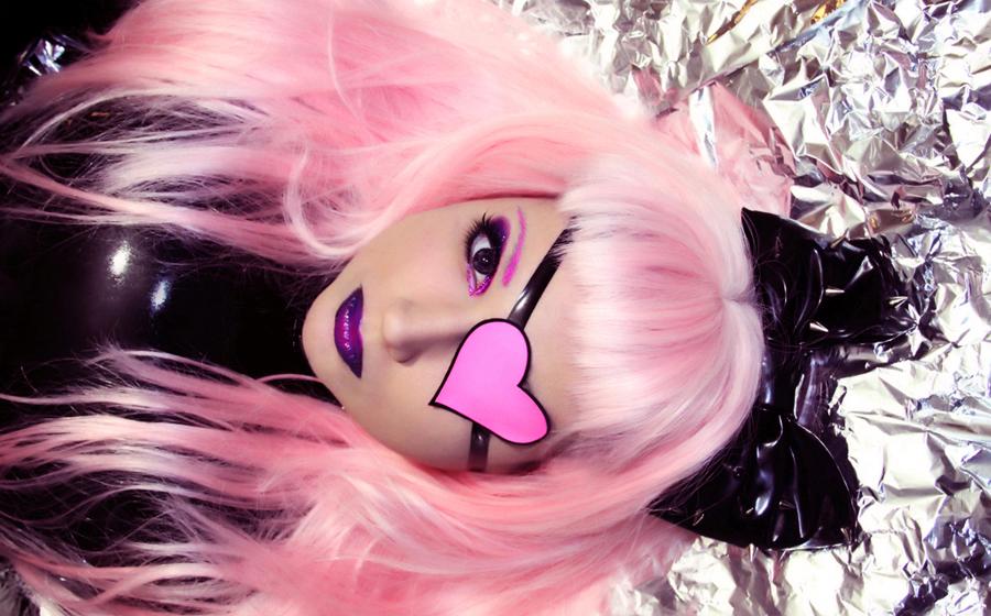 Miss SugarPink by Violet-Spider