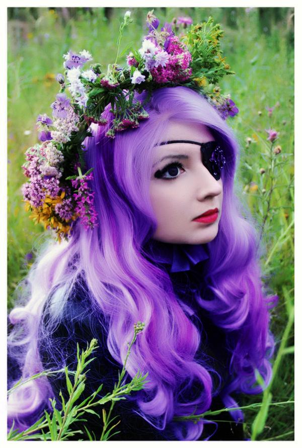 Violet Anastasia by Violet-Spider