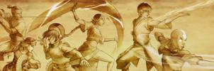 Team Avatar Aang 2- Legend of Korra screenshots HD