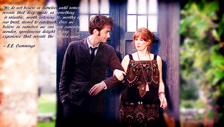 Doctor Who Wallpaper: Ten and Donna