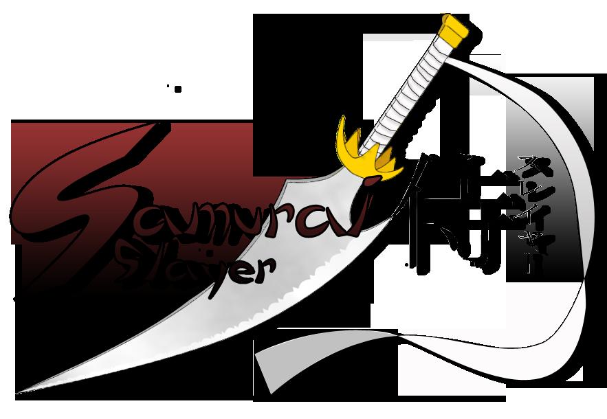 Samurai Slayer Logo_colored by Joeman454 on DeviantArt