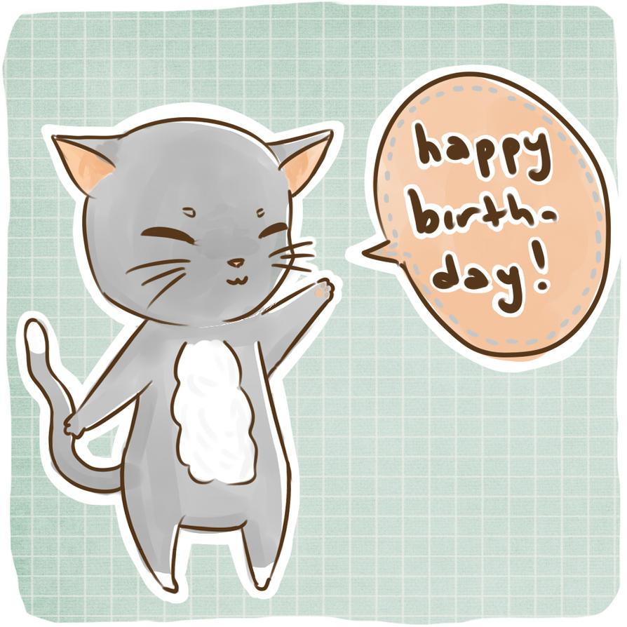 Happy Birthday Skylar! by fawntrash