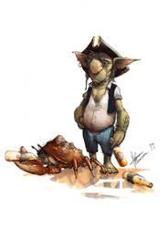 Pirate goblin Color