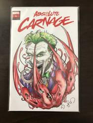 Carnaged Joker
