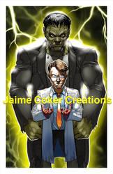 Dr. Frankenstein  Frankensteins Monster