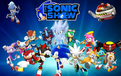 The Sonic Show 3D by Pawnkracker