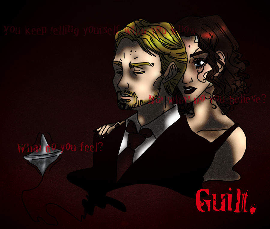 Inception Wallpaper: Guilt. By Yahiko-chan On DeviantArt