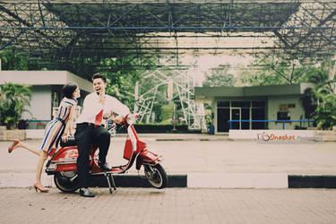 Tessa + Dimas 4 by bocahpetualang