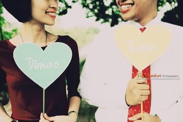 Tessa + Dimas 5 by bocahpetualang
