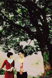 Tessa + Dimas 6 by bocahpetualang