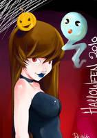 Halloween by Pkun