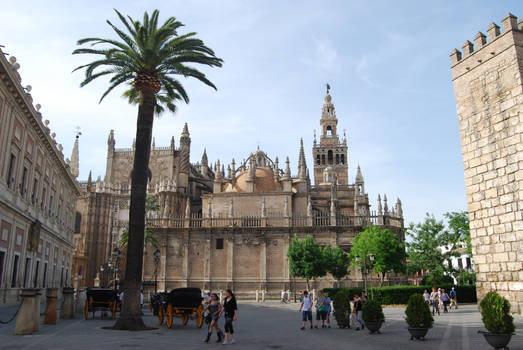 Sevillan Plaza