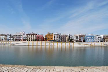 Sevillan river