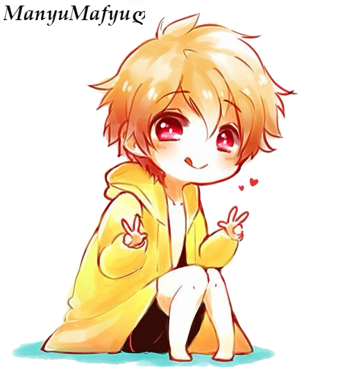 Anime Child Boy Render By Manyumafyu On Deviantart