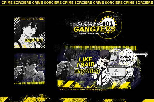 crime sorciere | mision #01: gangsters