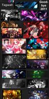 Happy New Year Razer's Works of 2011