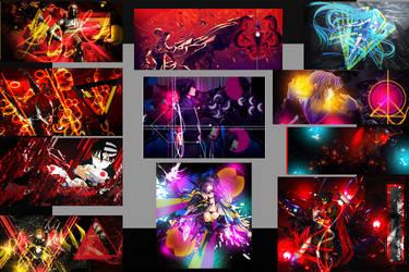 Razer's End of the Year Works by RazerGFX