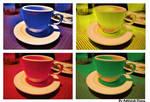 Colored Tea