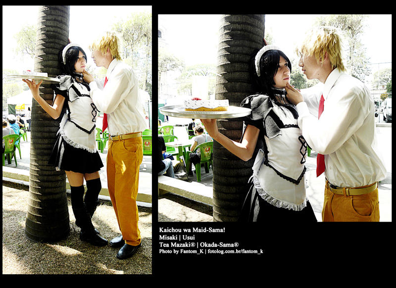 Prisoner by TeaMazaki