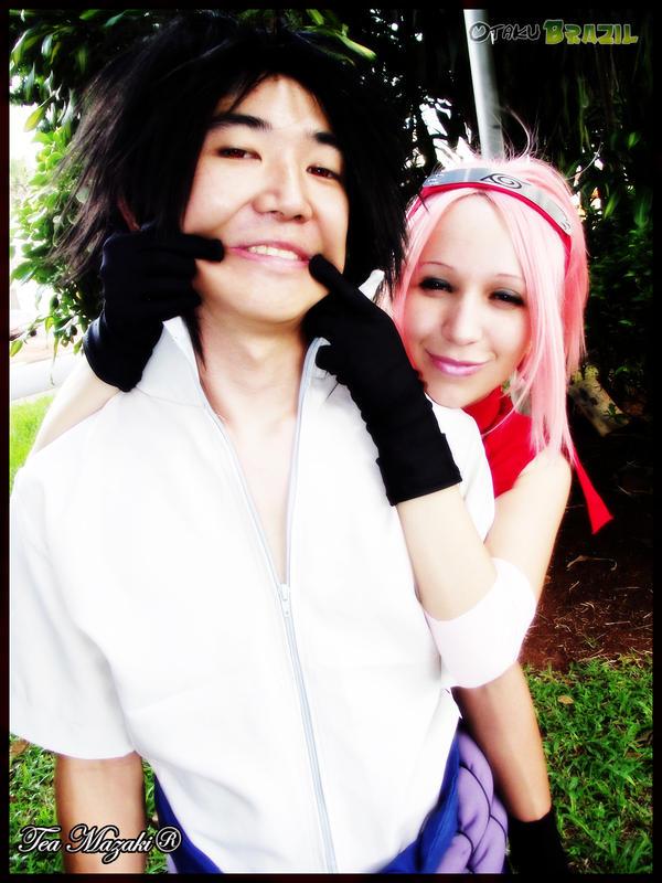 """Say """"cheeeeeeeeese"""" Sasuke-kun by TeaMazaki"""