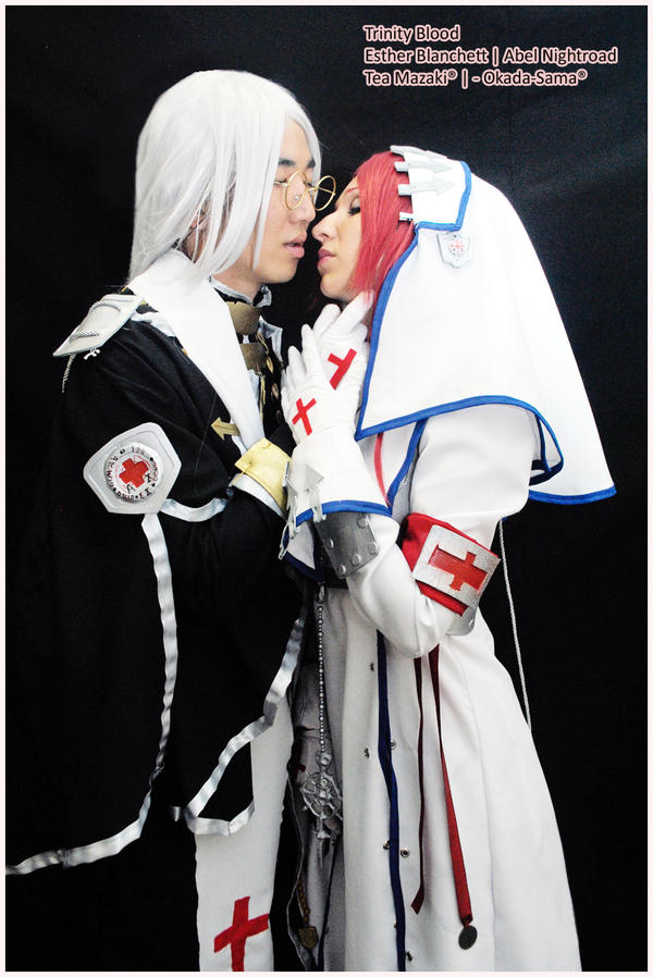 Pure kiss by TeaMazaki