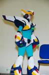 X - Falcon Armor by TeaMazaki