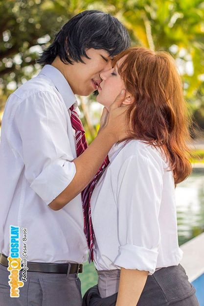 Kiss by TeaMazaki