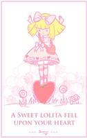 Valentine lolita by Boeru