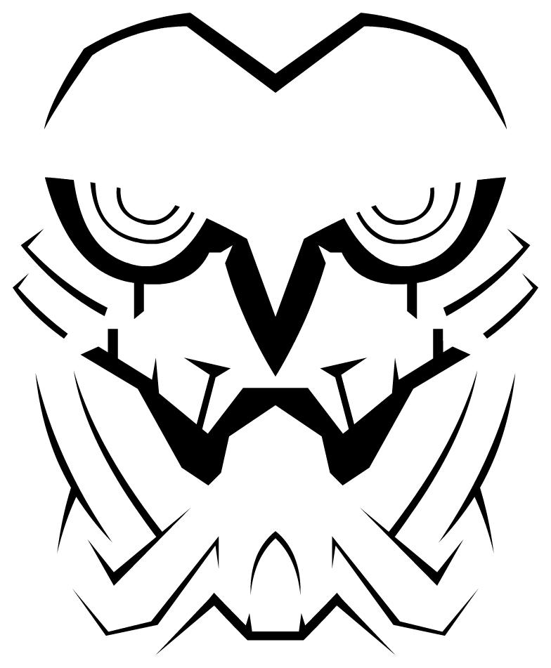 Enki Jack O Lantern Stencil By Ultimatetransfan On DeviantArt