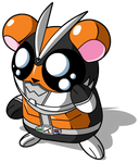 Kamen Rider Den-O Ham Form by Ultimatetransfan