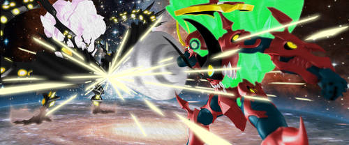 Clash Of The Titans by Ultimatetransfan