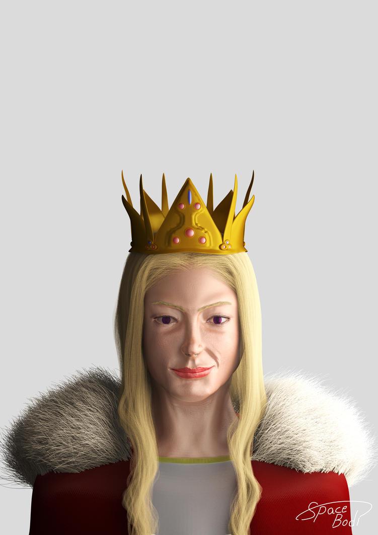Queen 3D 2 by SpaceBodi