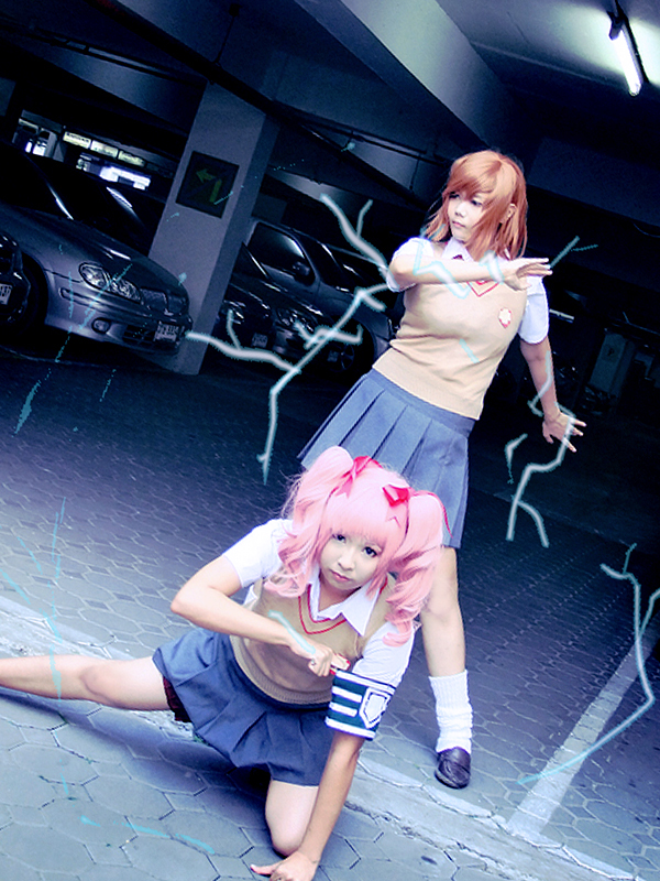Lightning gun by Inushio