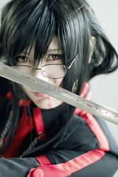 Katana Blood by Inushio
