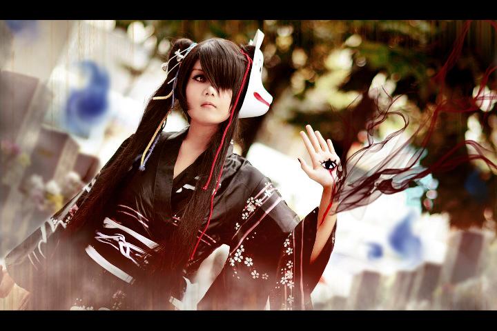 Hatsune Smoke Blood 2 by Inushio