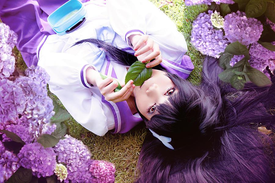 Sankarea by Inushio