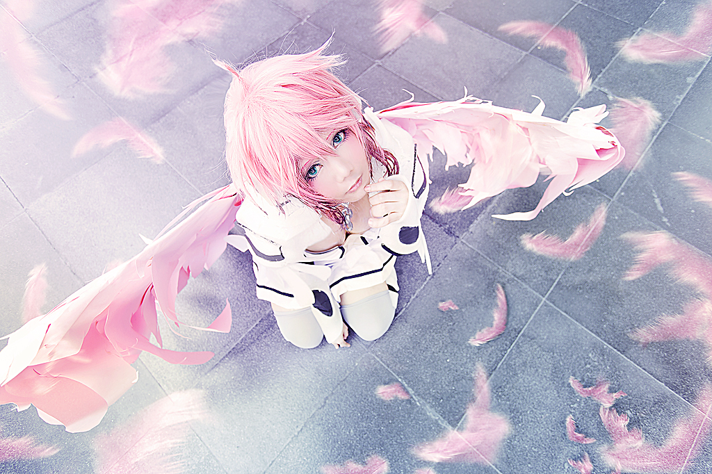 Angel Drop by Inushio