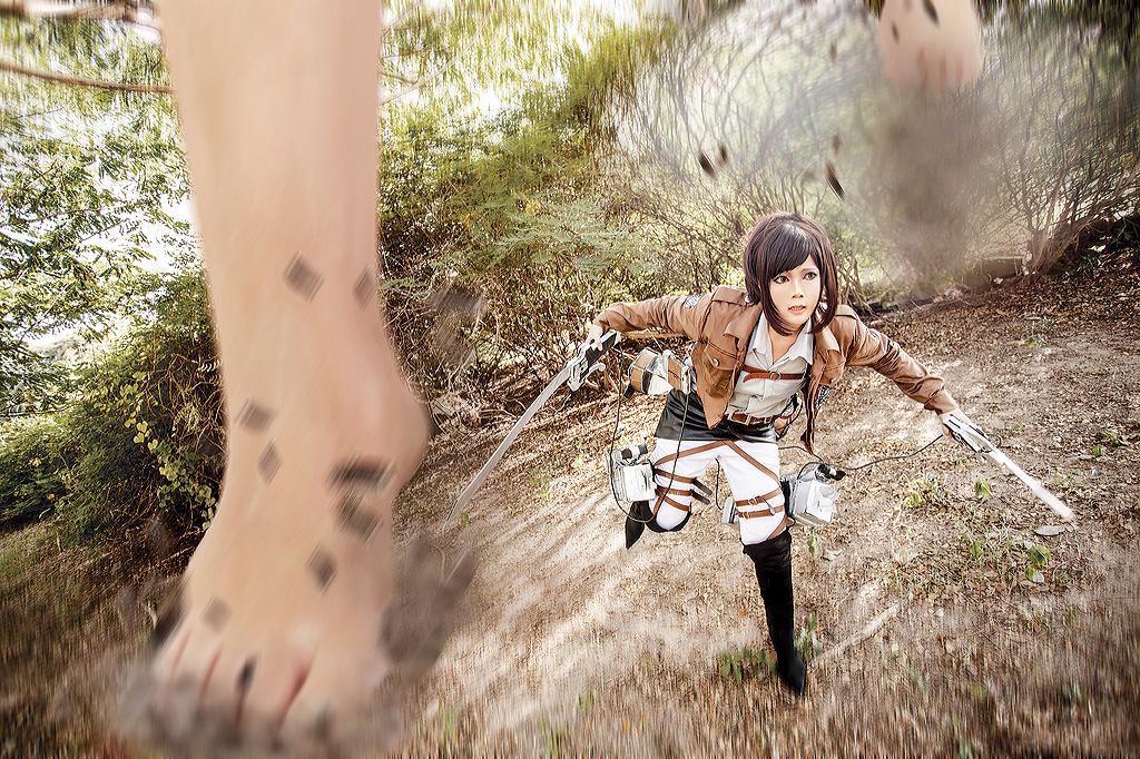 Hunt Titan like a professional?? by Inushio