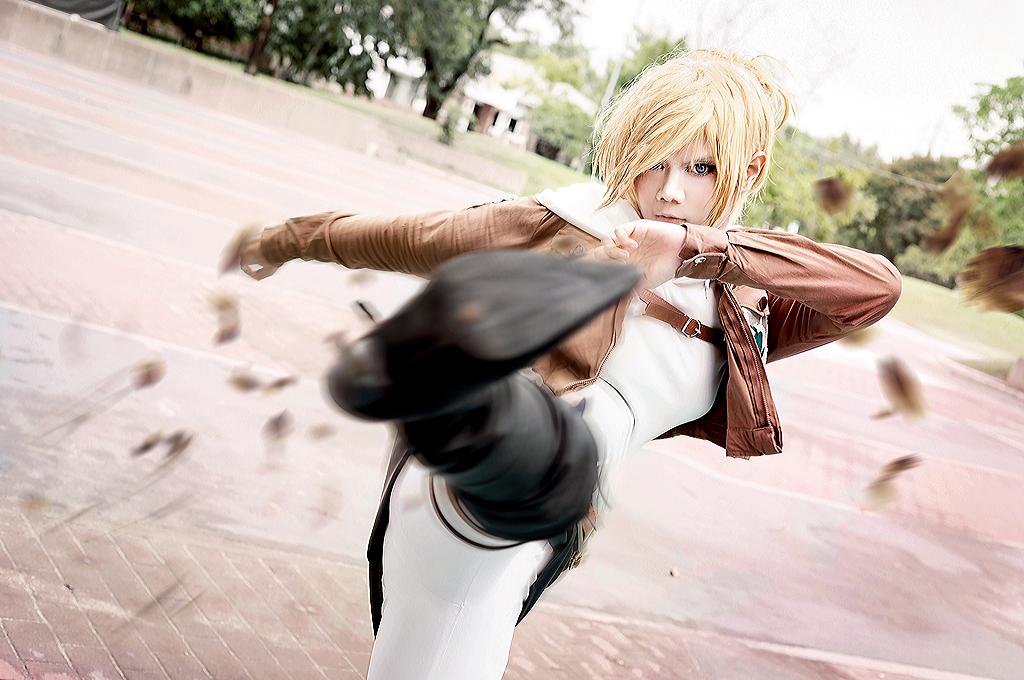 Nice Kick Anni by Inushio