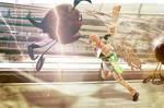 Fighting Mode LRFFXIII
