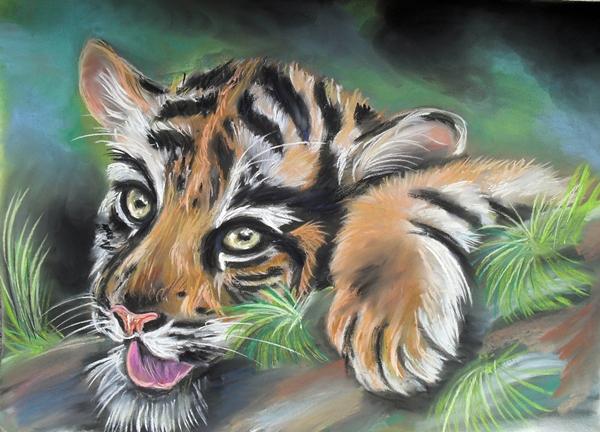 Tigerek 2 by Tomek3618