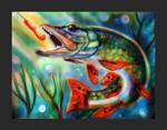 fish by Tomek3618
