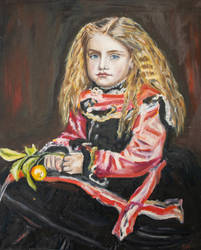 10-1 Portrait of a girl