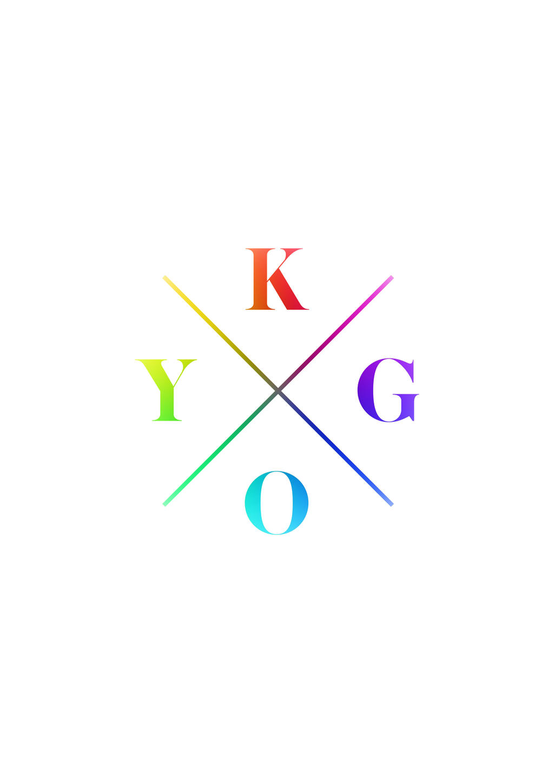Superb Art Poster #1: Kygo_poster___colour_logo_by_macleodmac-d9gai5p.jpg