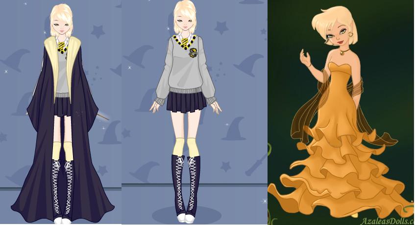 Hogwarts oc hufflepuff student by animexforxever90 on deviantart