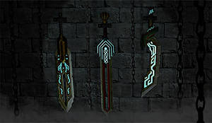 Mystic Swords