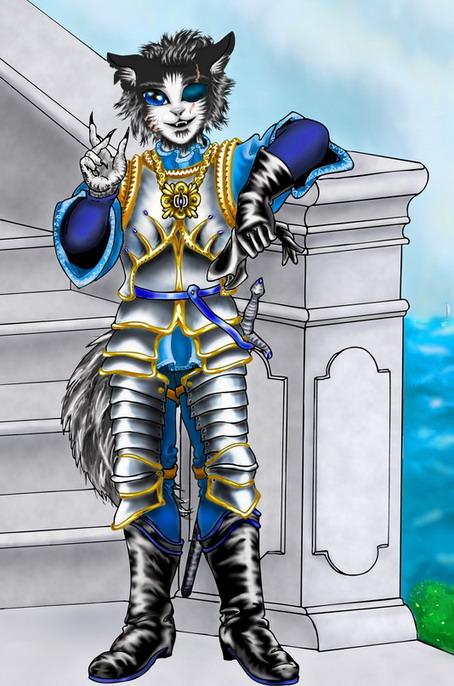 Cat Admiral by Til-Til