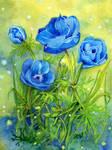 Summer Flowers 8
