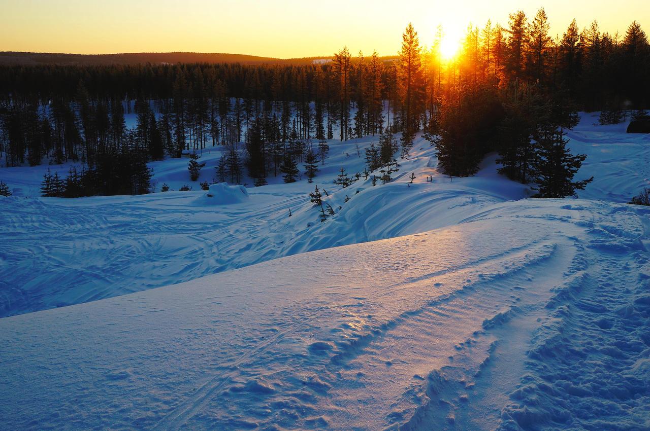Finland 2020 - Sun is rising