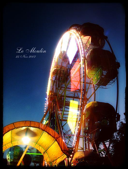 Le Moulin by belajarmotret